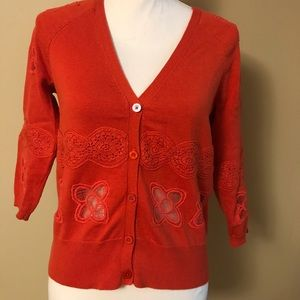 Anthropologie Knitted & Knotted Sweater. Size M.